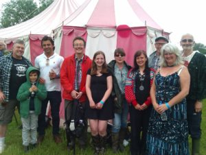 DIY Poets At Southwell Festival