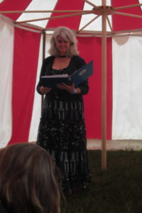 DIY Poet Lytisha Tunbridge