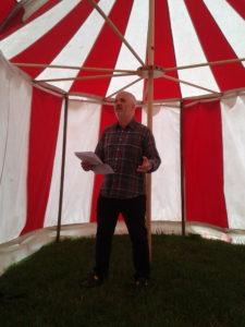 Poet Andy Szpuk