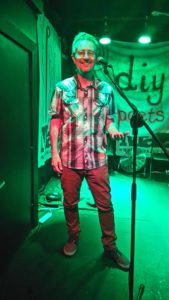 Diy Poets at The Maze 31st August 2016